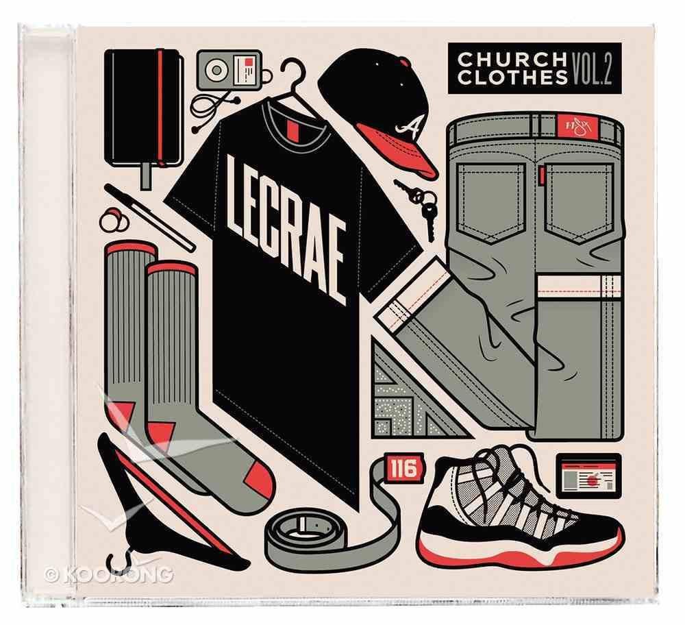 Church Clothes, Vol. 2 CD
