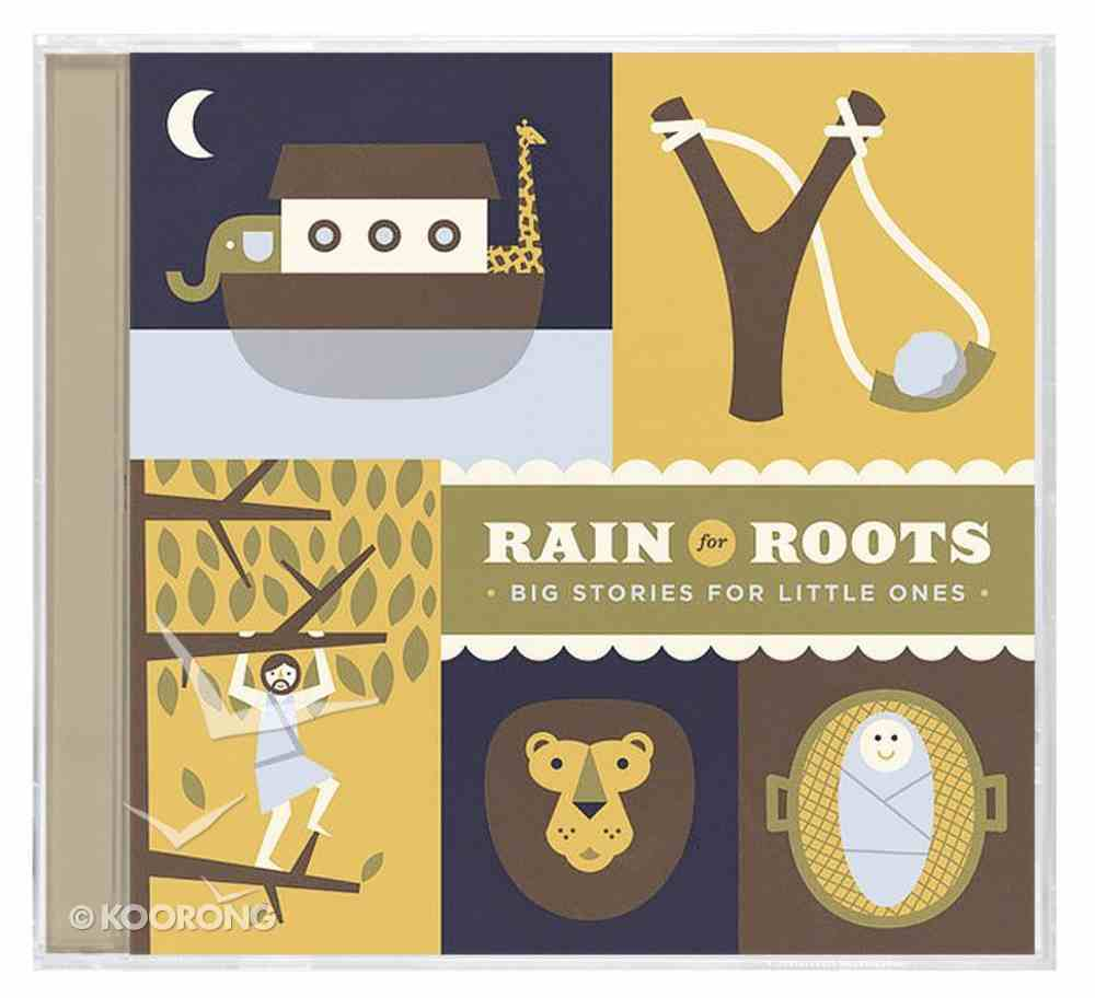 Rain For Roots CD