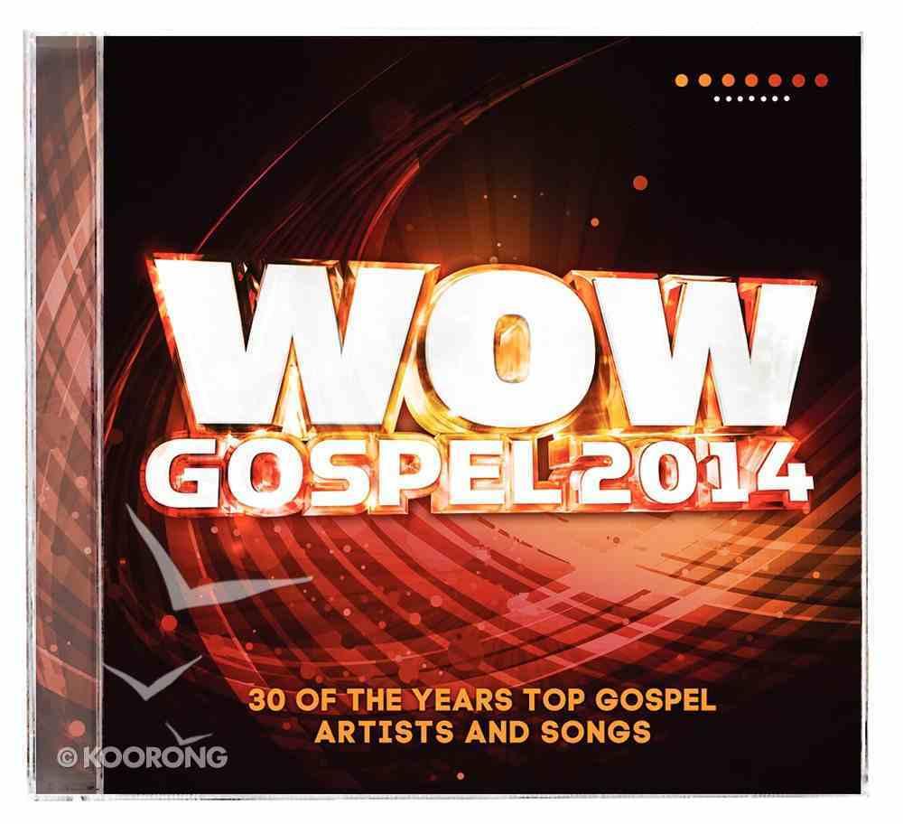 Wow Gospel 2014 Double CD CD