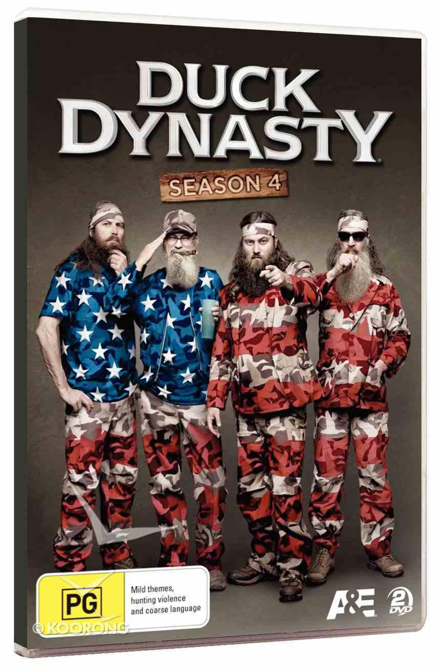 Duck Dynasty: Season 4 (2 Dvd Set) DVD