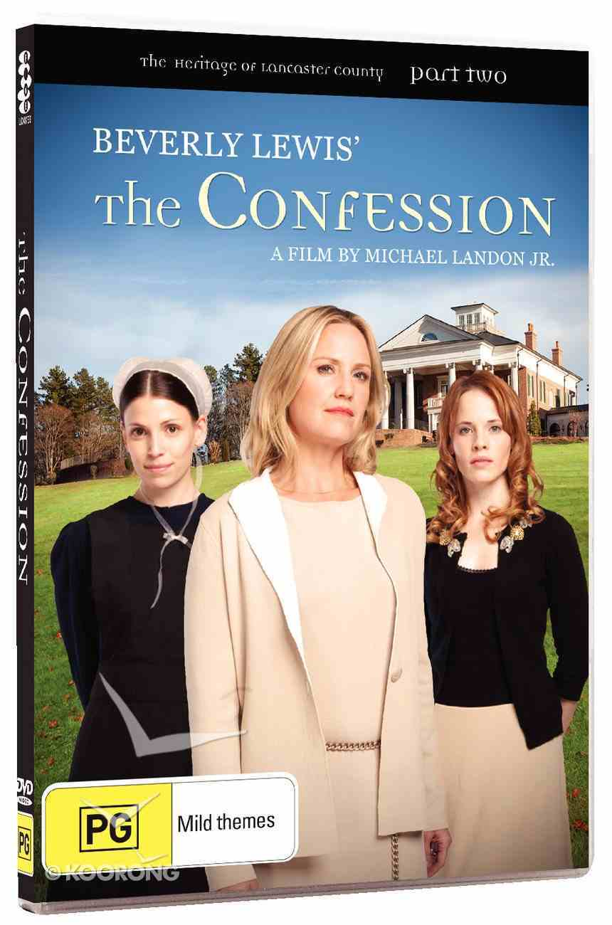 The Confession (#02 in Heritage Of Lancaster County Series) DVD
