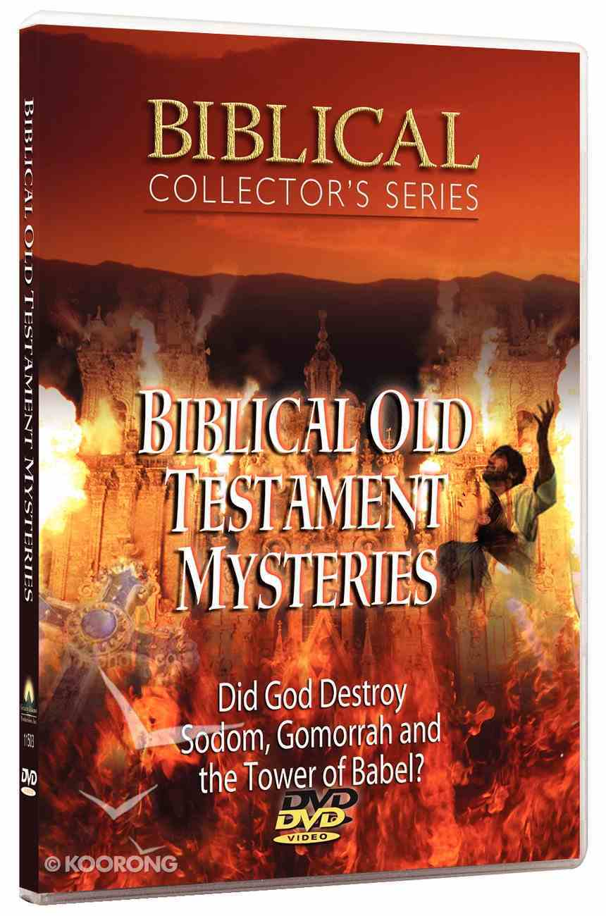Biblical Old Testament Mysteries (#01 in Biblical Collector Series 1) DVD