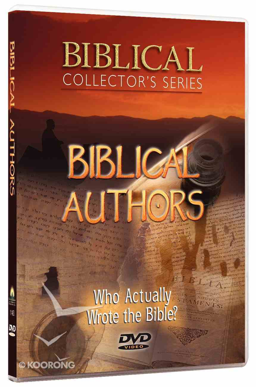 Biblical Authors (#01 in Biblical Collector Series 3) DVD