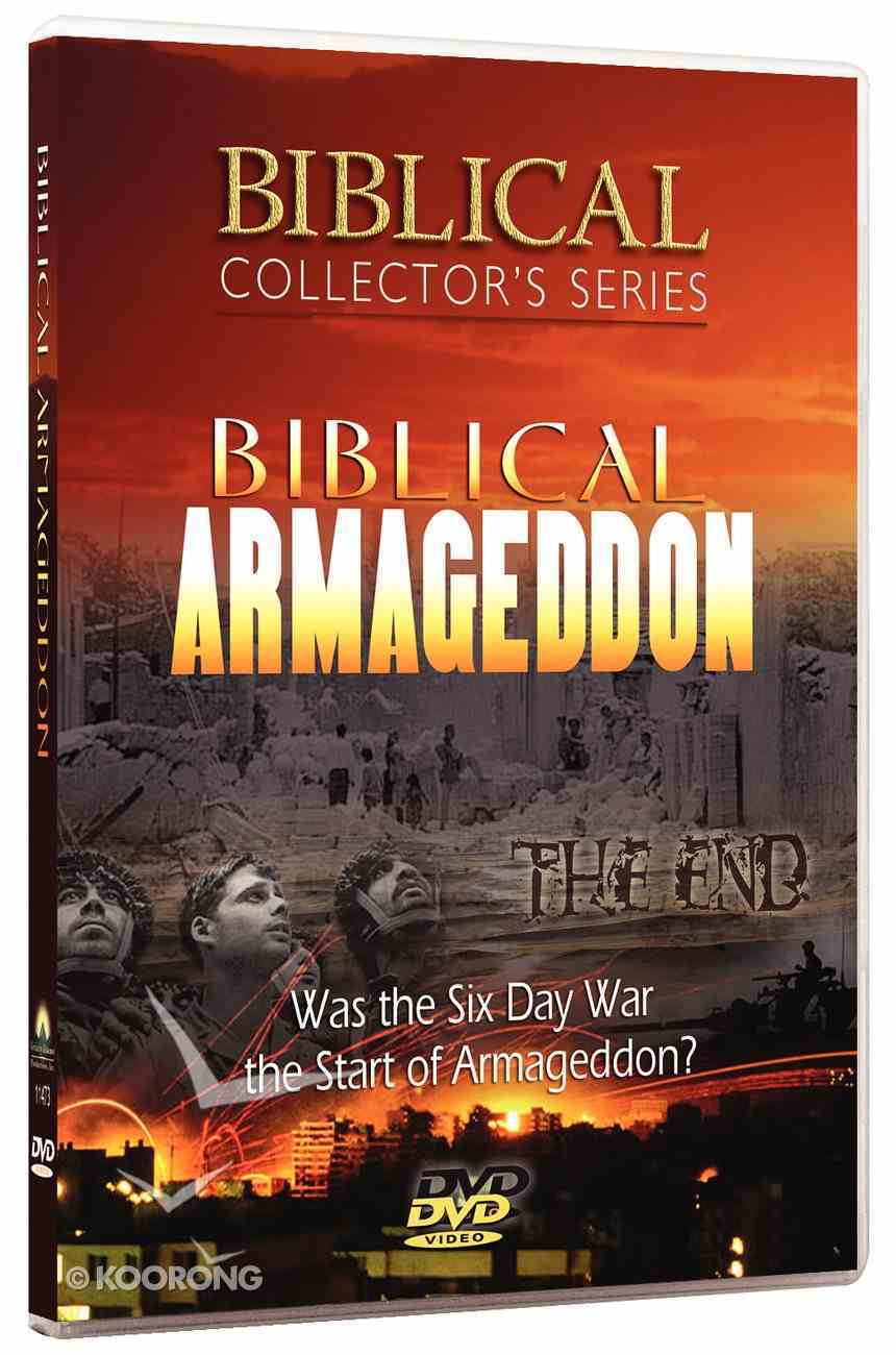 Biblical Armageddon (#02 in Biblical Collector Series 3) DVD