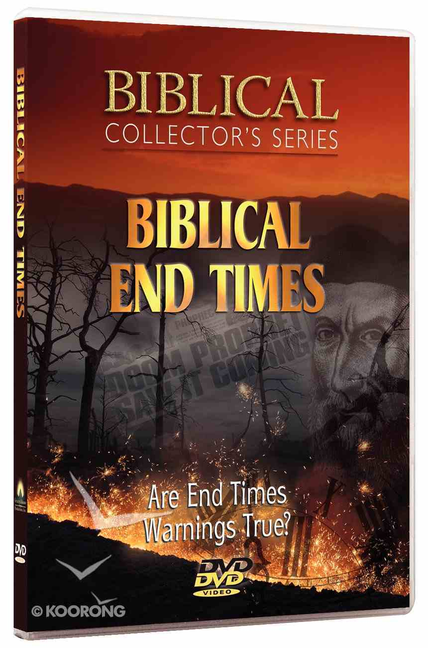 Biblical End Times (#01 in Biblical Collector Series 4) DVD