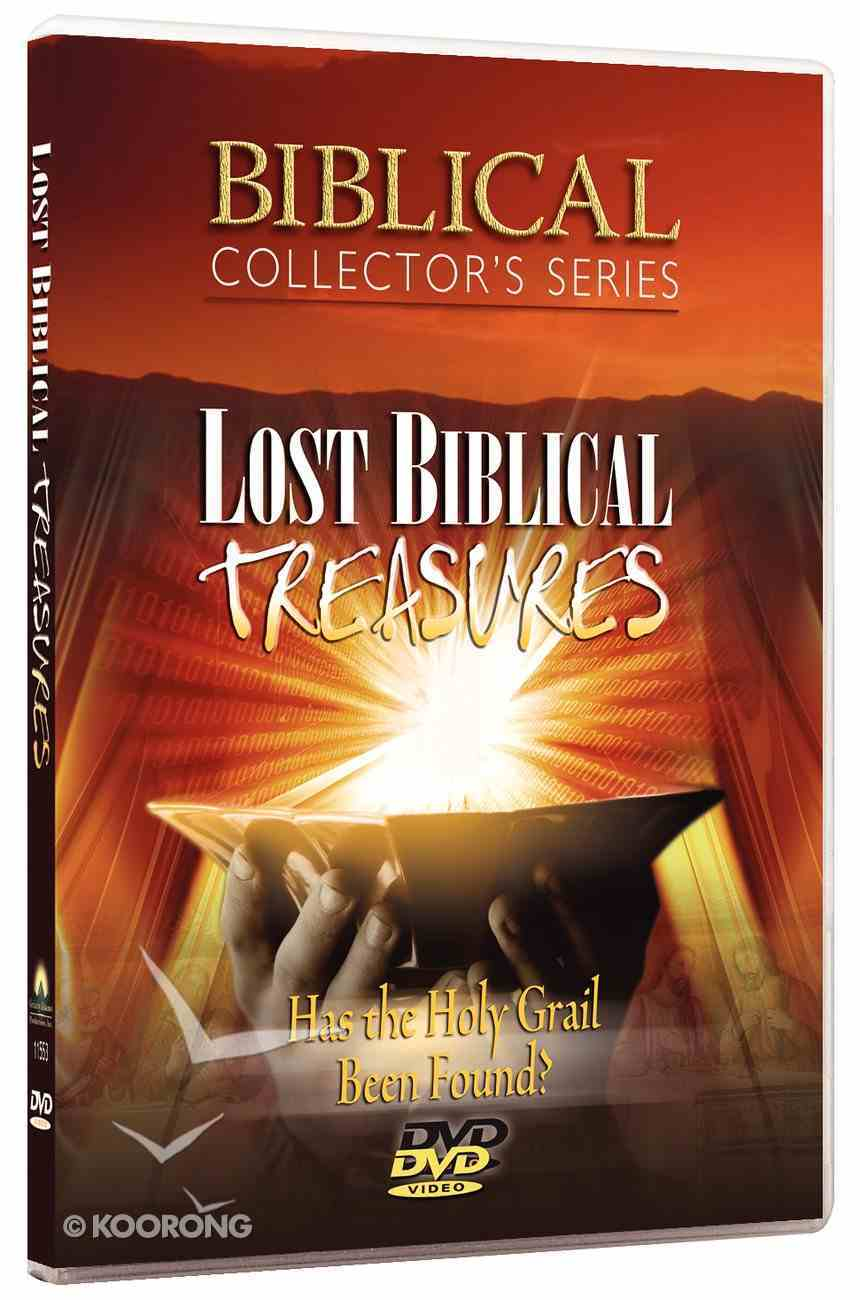 Lost Biblical Treasures (#02 in Biblical Collector Series 4) DVD