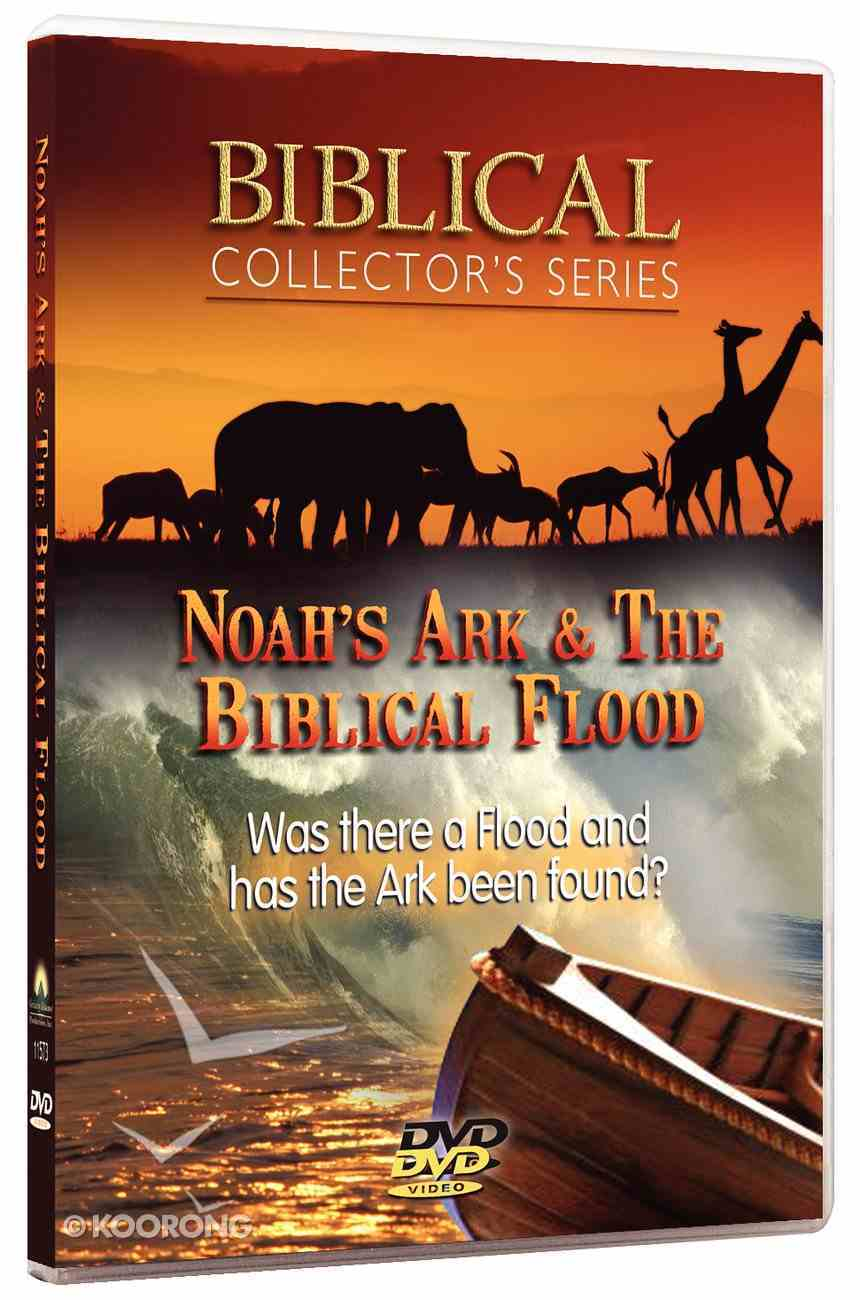 Noah's Ark and the Biblical Flood (#03 in Biblical Collector Series 4) DVD