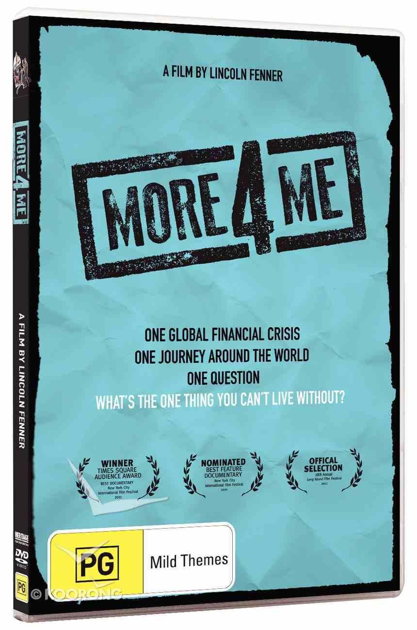 More 4 Me DVD