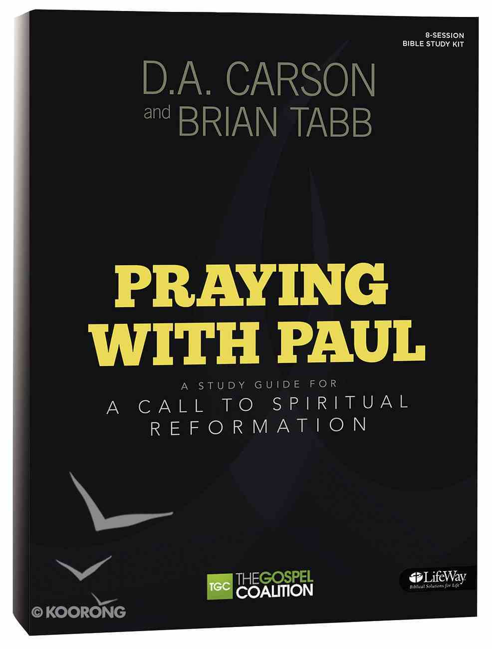 Praying With Paul (Leader Kit) Pack