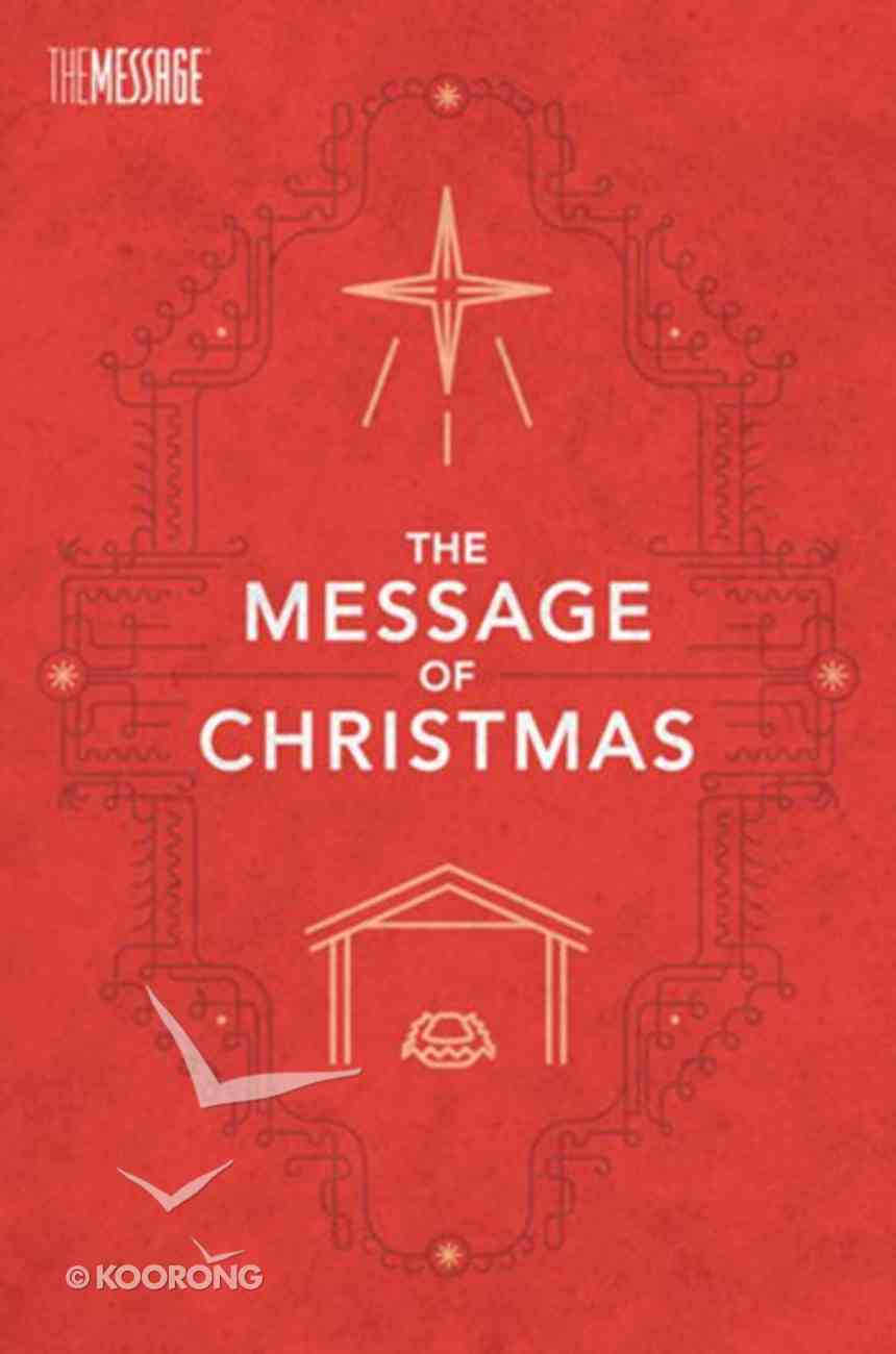 The Message of Christmas (Campaign Edition 20-pack) Booklet