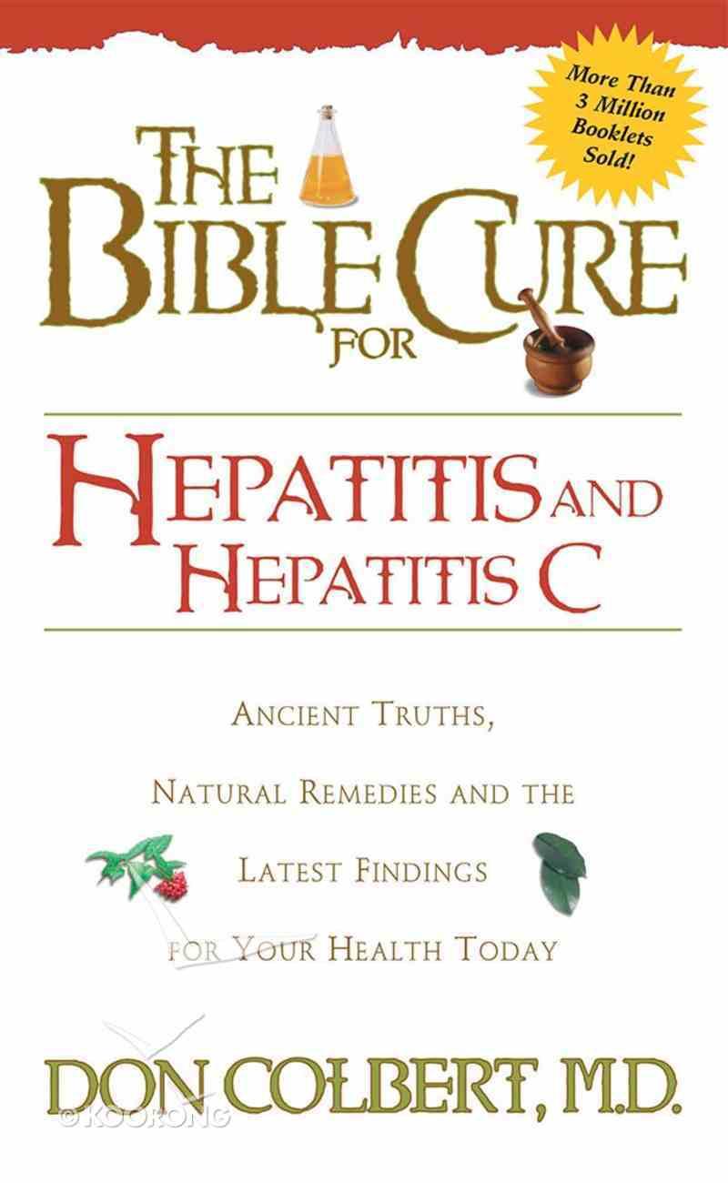 Hepatitus C (Bible Cure Series) Paperback