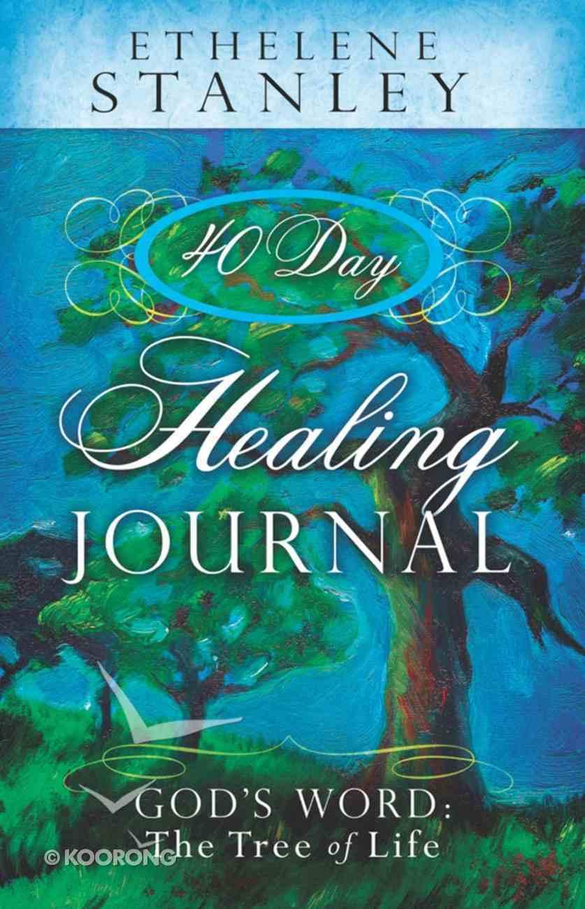 40 Day Healing Journal Paperback