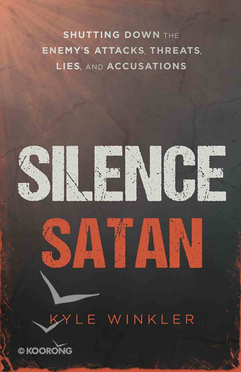 Silence Satan Paperback