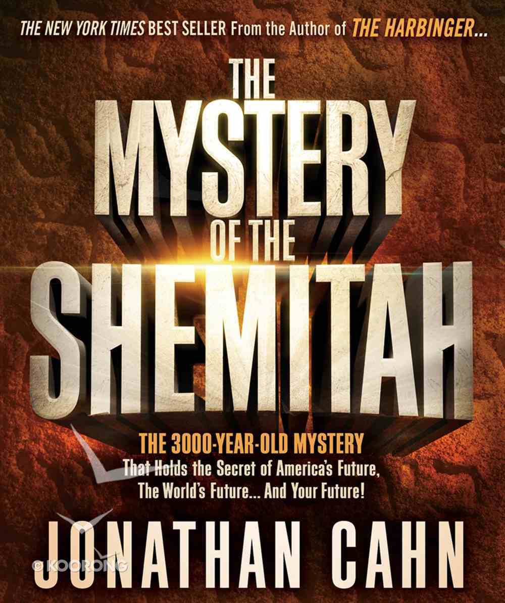 The Mystery of the Shemitah (5 Cds) CD
