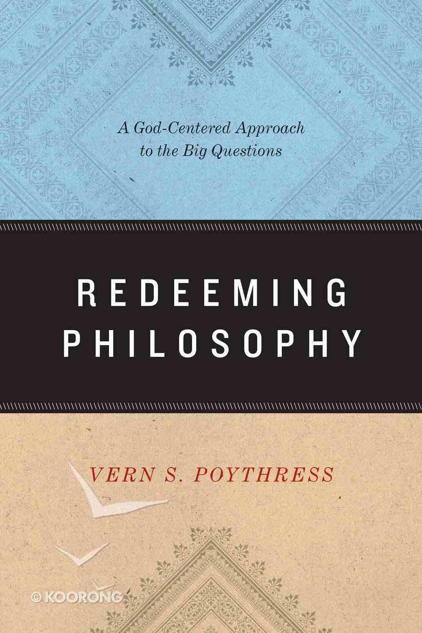 Redeeming Philosophy Paperback