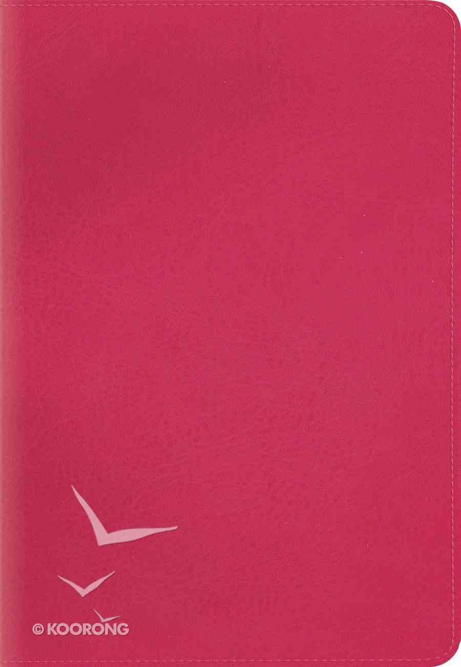 ESV Kid's Compact Bible Trutone Pretty Pink Imitation Leather