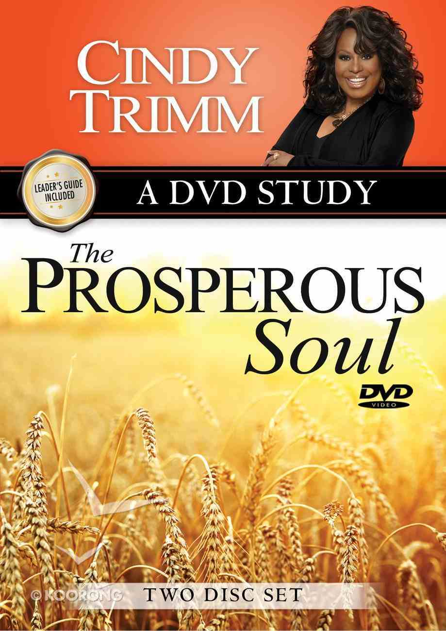 The Prosperous Soul (Dvd Study) DVD