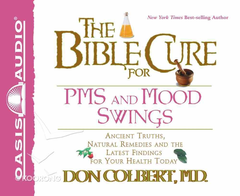The Bible Cure For Pms and Mood Swings (Bible Cure Series) CD