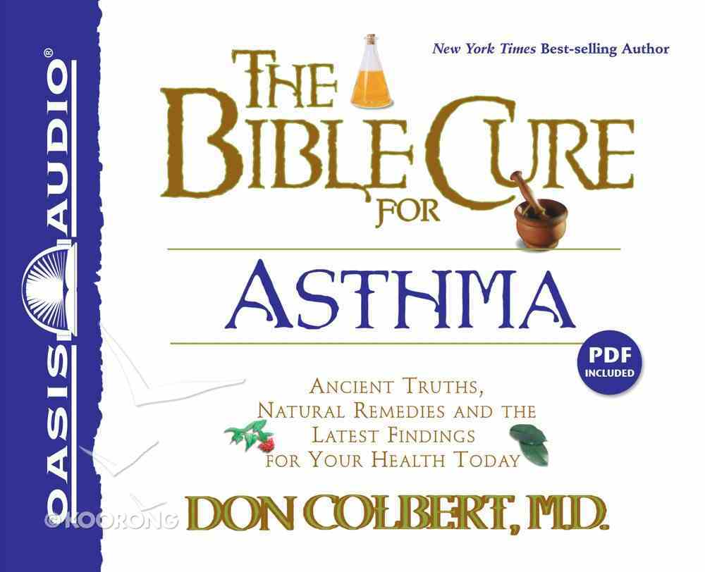 The Bible Cure For Asthma (Bible Cure Series) CD