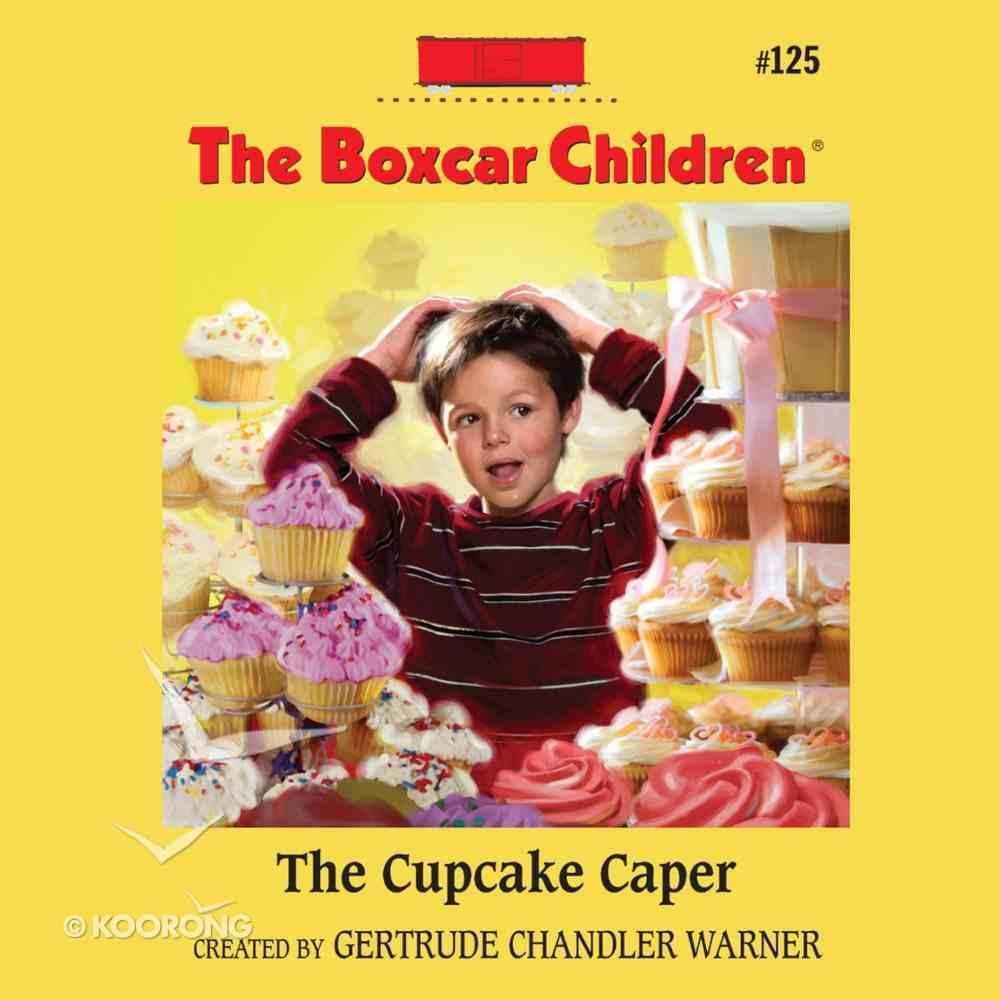 The Cupcake Caper eAudio Book