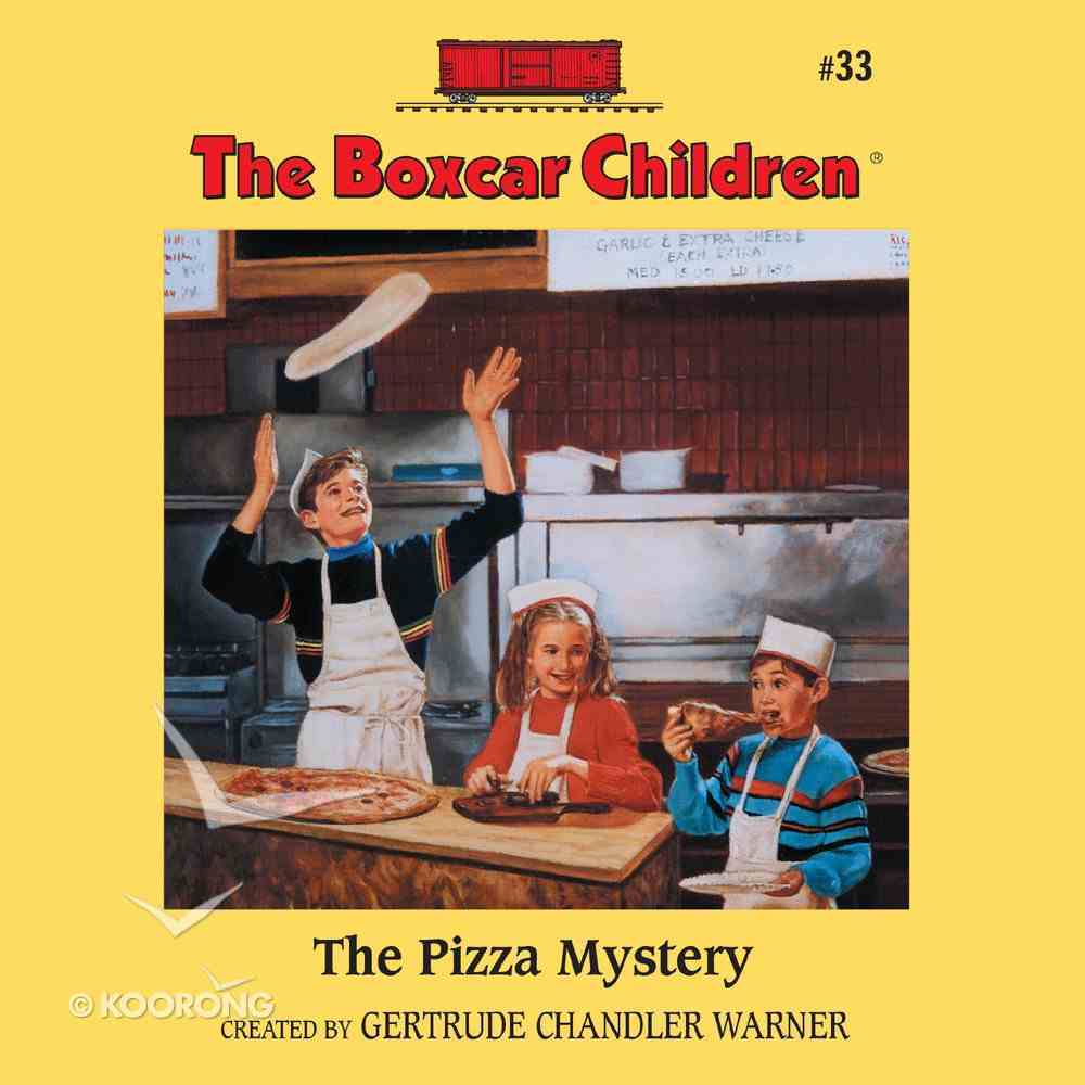 The Pizza Mystery eAudio Book