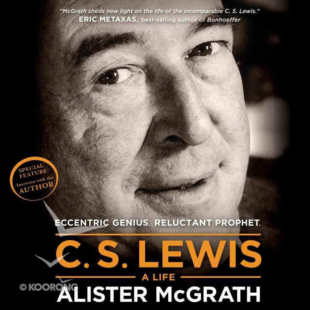 C. S. Lewis - a Life eAudio Book
