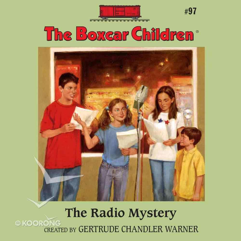 The Radio Mystery eAudio Book