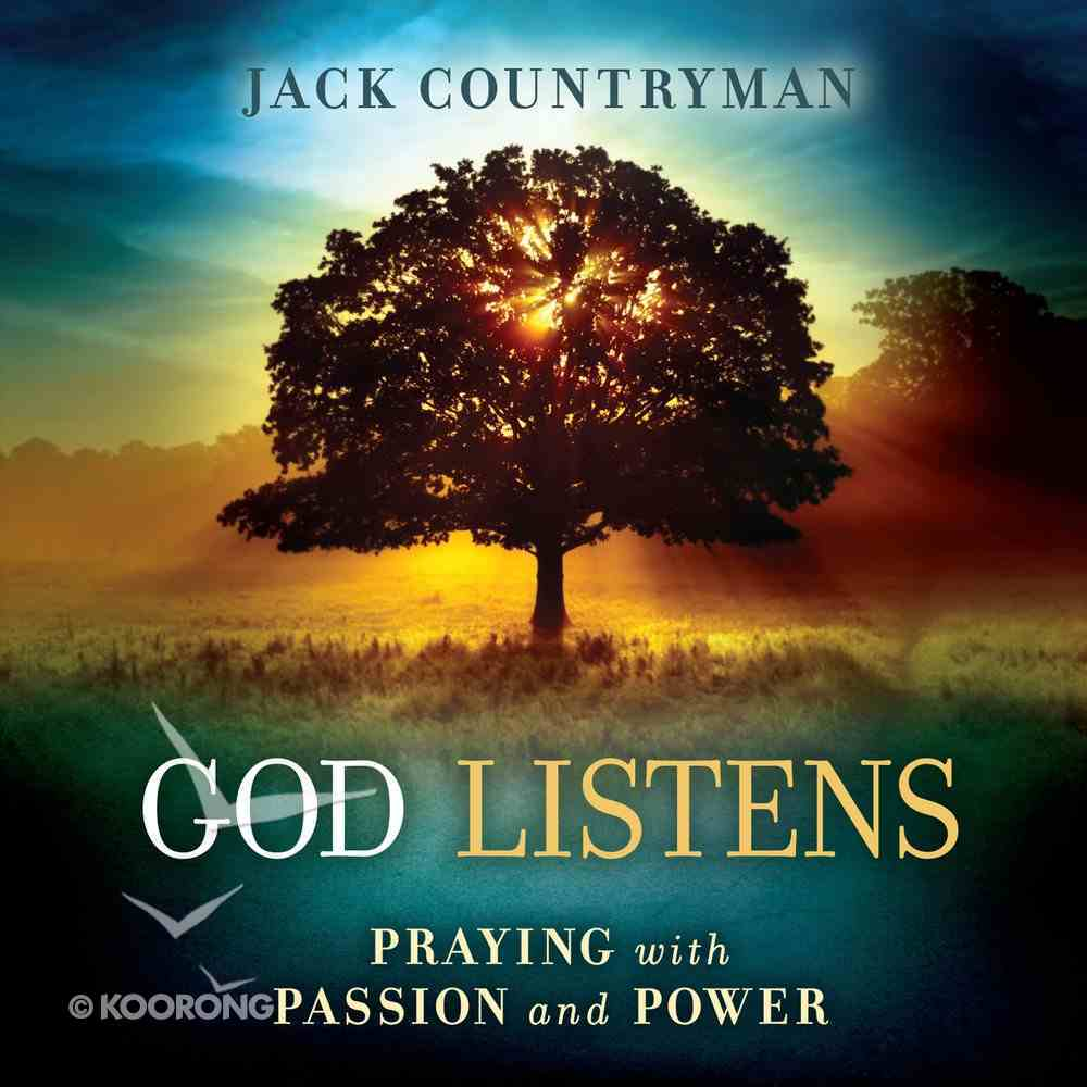 God Listens eAudio Book