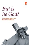 But Is He God? (Ebook) image