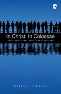 In Christ, In Colossae (Ebook) image