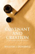 Covenant And Creation (Ebook) image