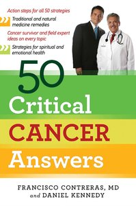 Product: 50 Critical Cancer Answers (Ebook) Image