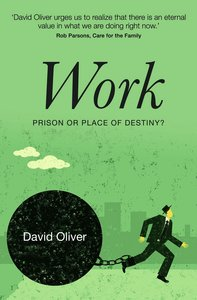 Product: Work: Prison Or Place Of Destiny (Revised) (Ebook) Image