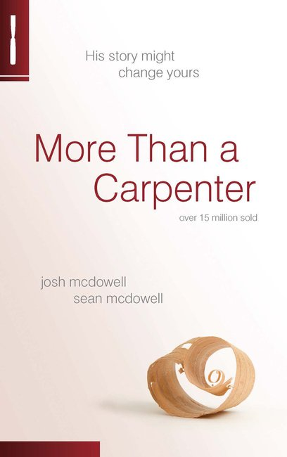 Product: More Than A Carpenter (Ebook) Image