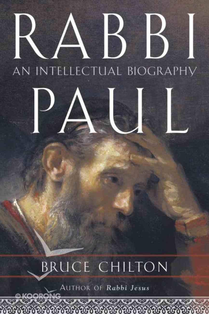 Rabbi Paul Paperback