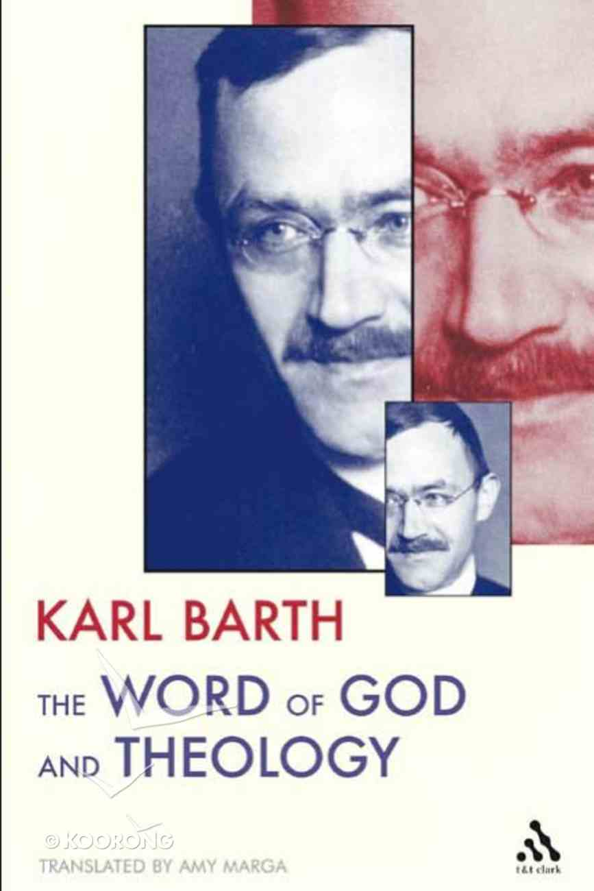 The Word of God and Theology Paperback