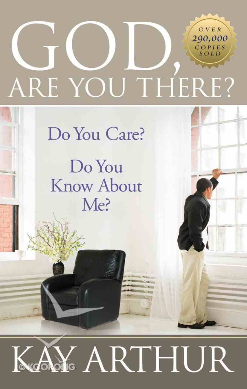 God, Are You There? Paperback