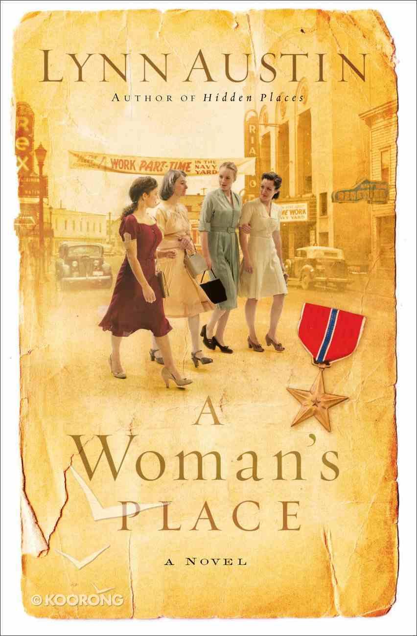 A Woman's Place (Large Print) Paperback