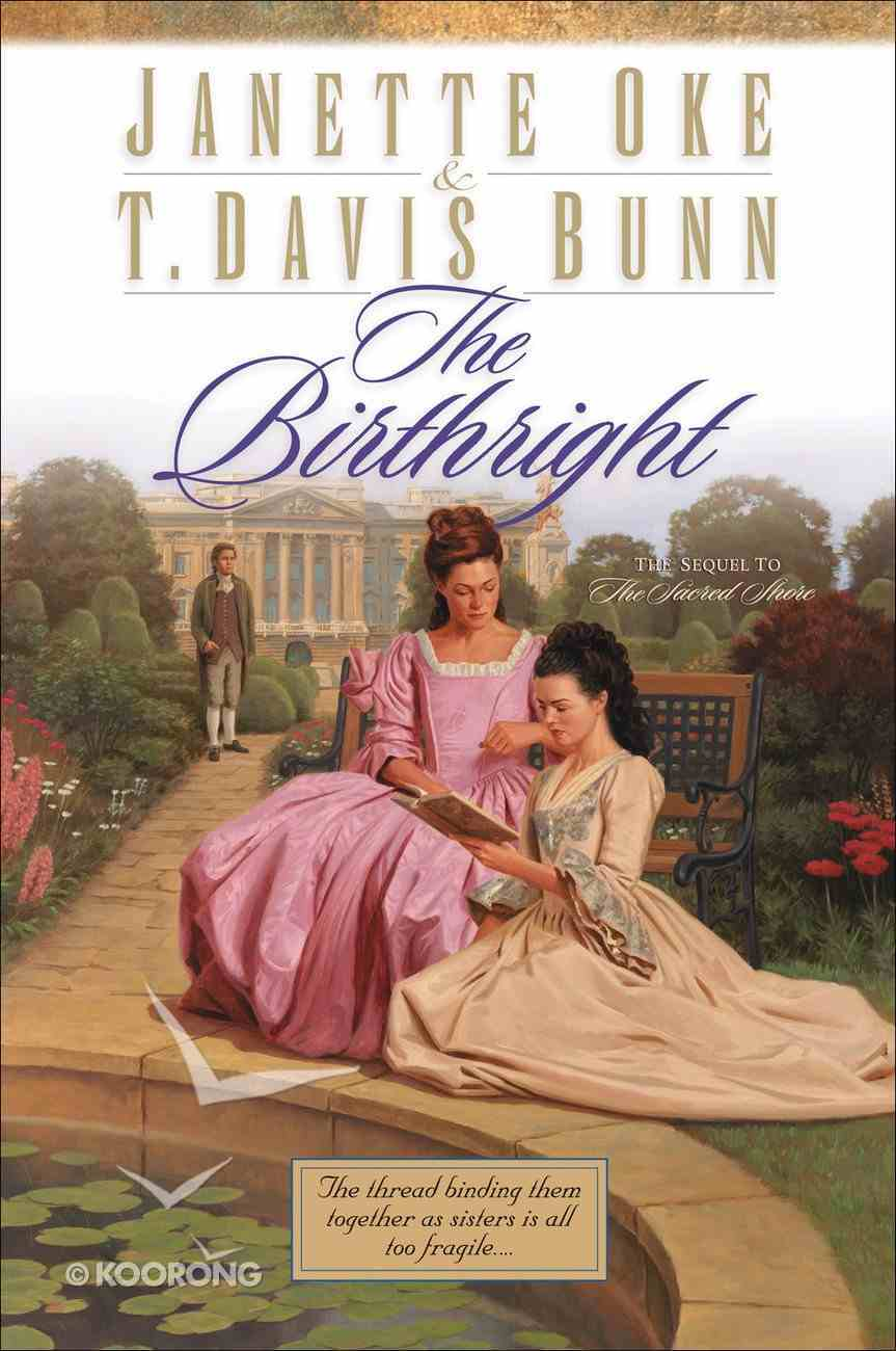 The Birthright (Large Print) (#03 in Song Of Acadia Series) Paperback