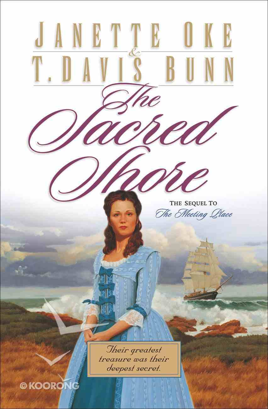The Sacred Shore (Large Print) Paperback