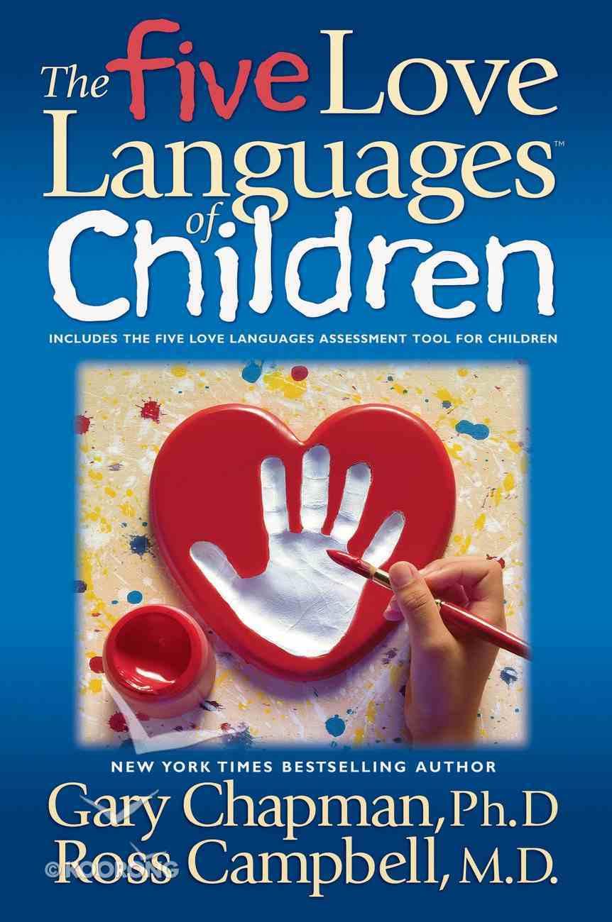 The Five Love Languages For Children (Parent Activity Guide) Paperback