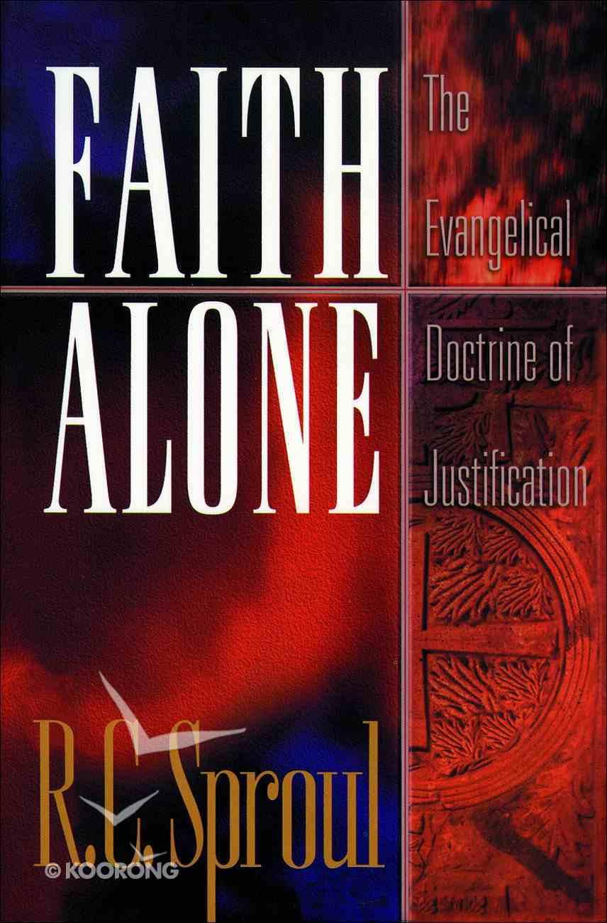 Faith Alone Hardback