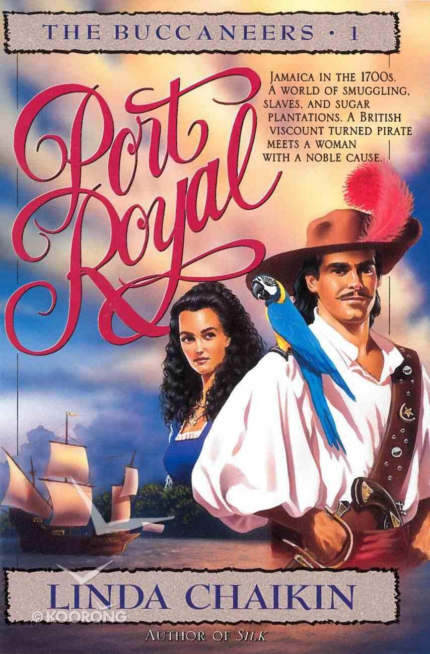 Port Royal (#01 in Buccaneers Series) Paperback