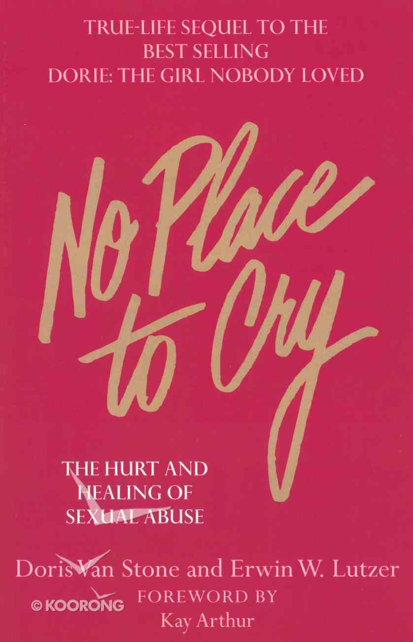 No Place to Cry Paperback