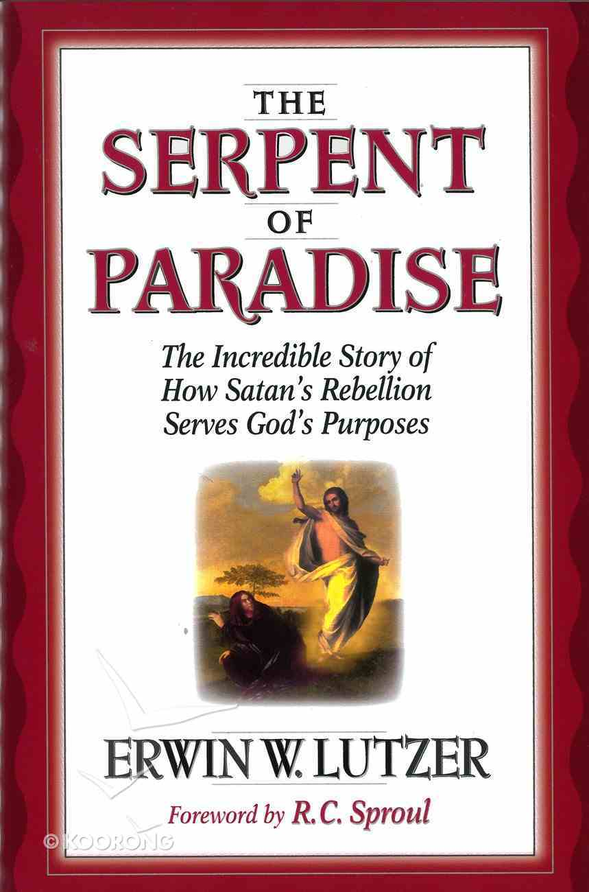 The Serpent of Paradise Paperback