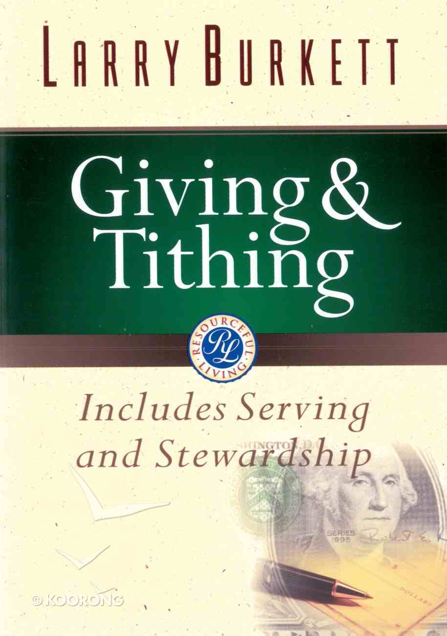 Giving & Tithing Paperback
