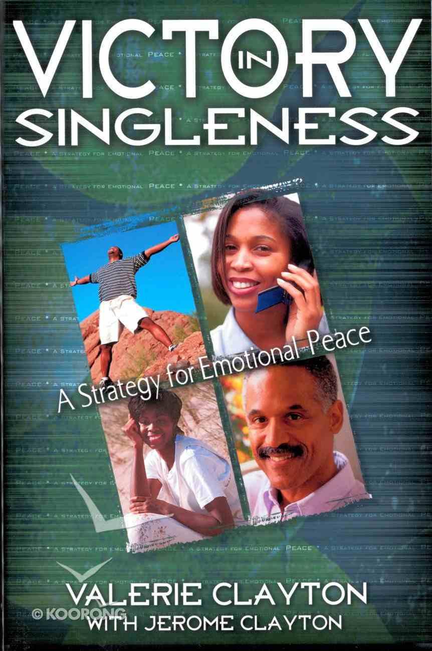 Victory in Singleness Paperback