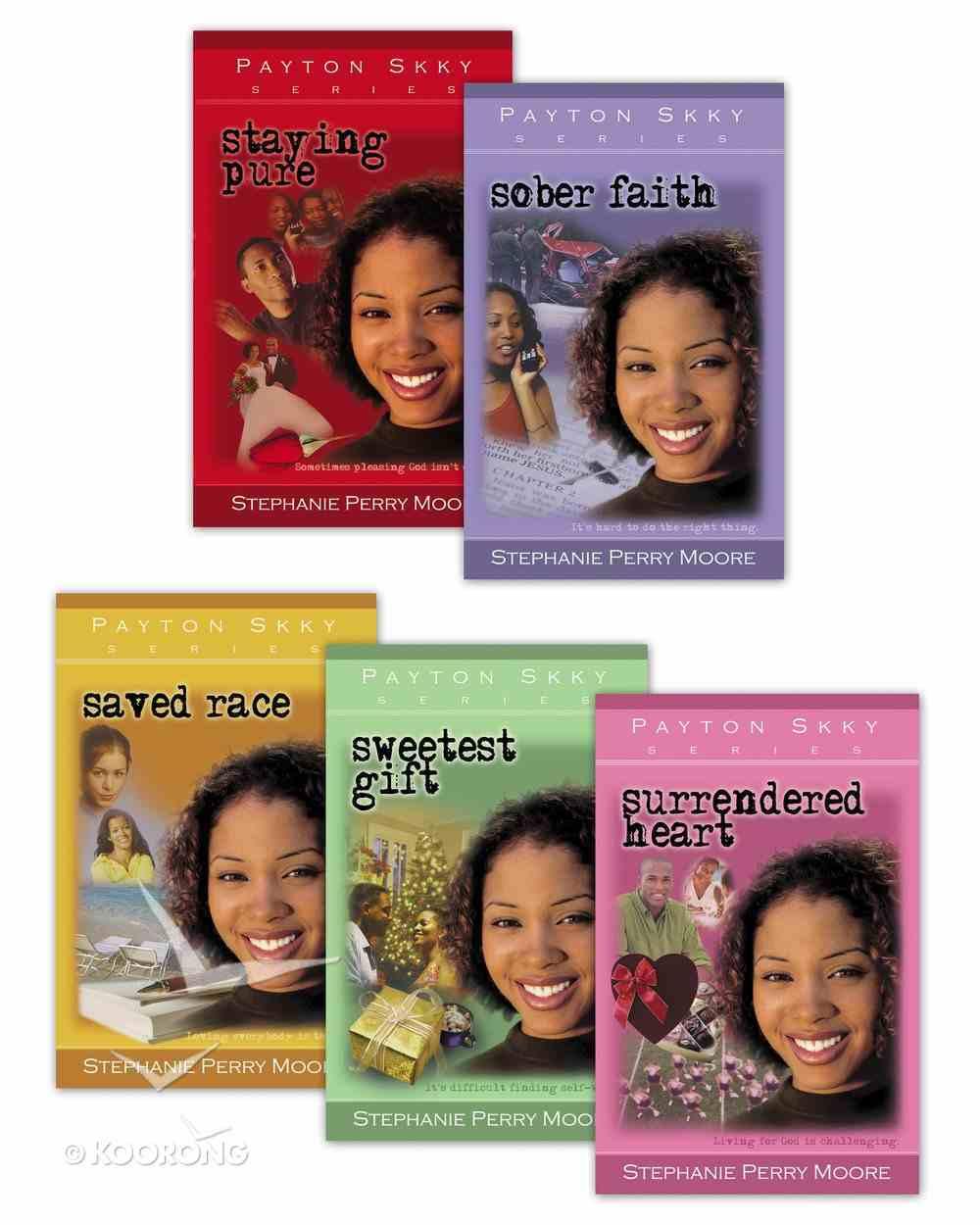 Payton Skky 5 Book Set (Payton Skky Series) Pack