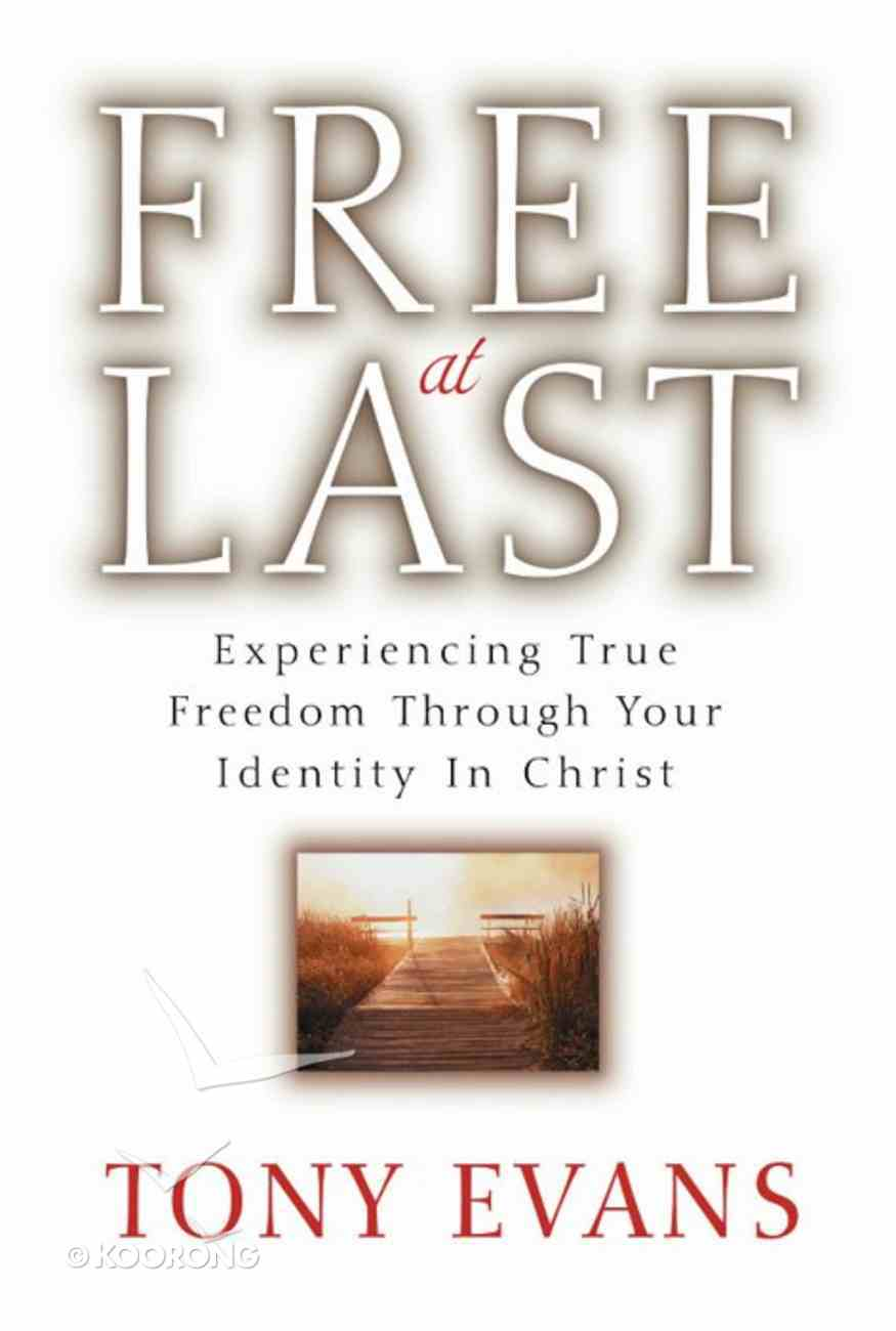 Free At Last Paperback