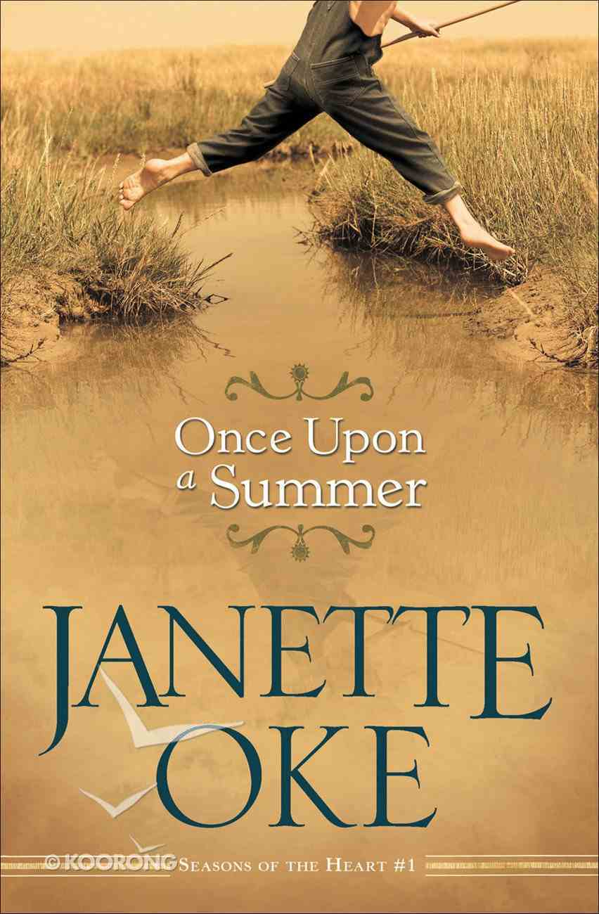 Once Upon a Summer (Large Print) (#01 in Seasons Of The Heart Series) Paperback